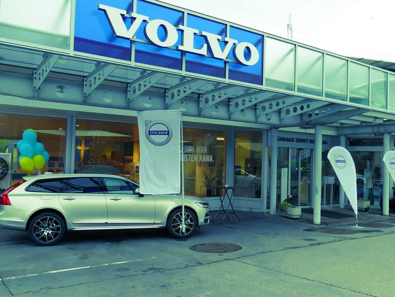 Rückblick Volvo V60 Präsentation