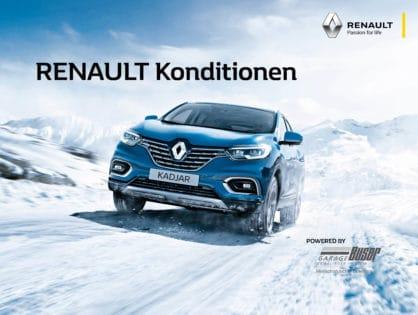 Renault Konditionen