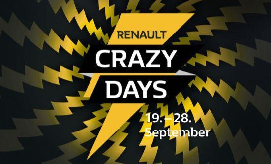 Renault Crazy Days
