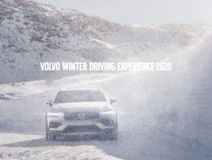 Volvo Winterfahrtraining 2020