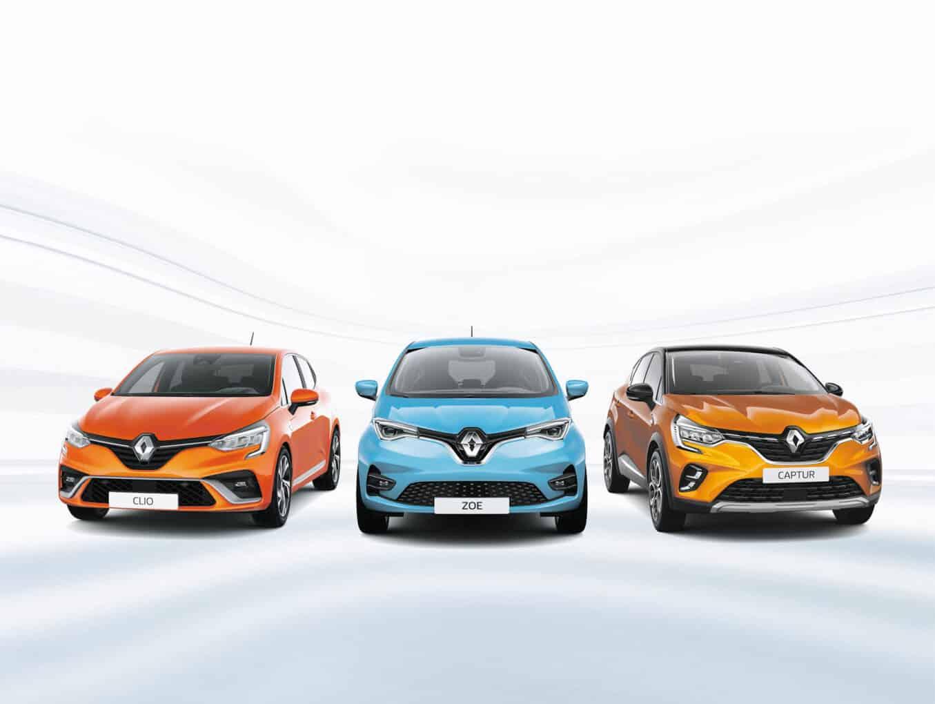 Renault Neuheiten Festival 16.-18. Januar
