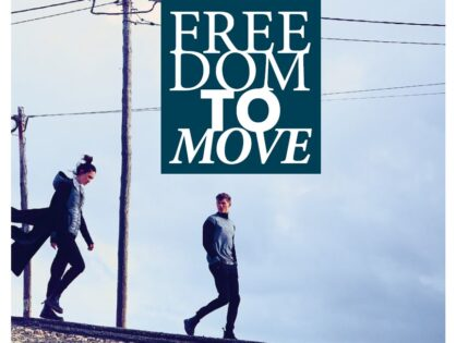 "Volvo Magazin ""FREEDOM TO MOVE"""