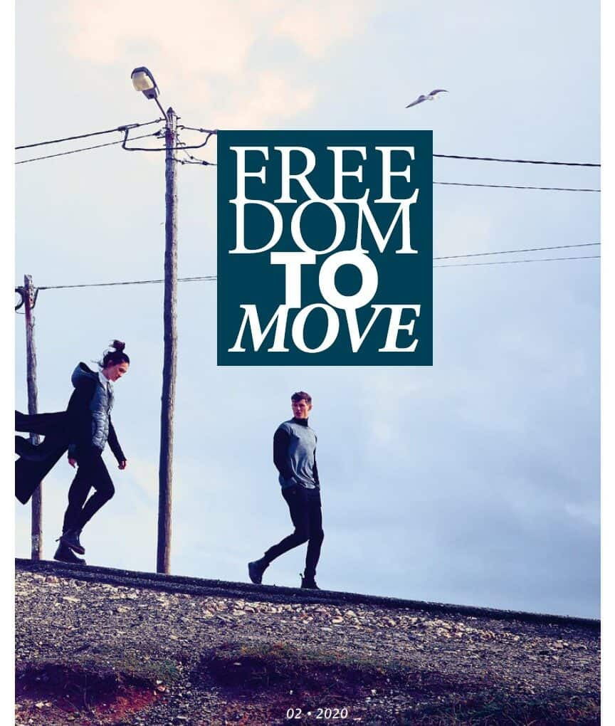 "Volvo Magazin ""FREEDOM TO MOVE"""