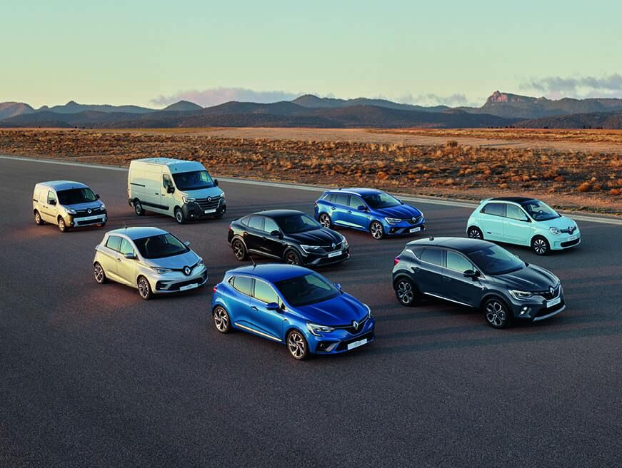 Renault im Juni mit 1'000.- Lagerprämie
